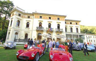 14° Ritrovo Internazionale Ferrari in Altamarca Trevigiana e Pedemontana Friulana