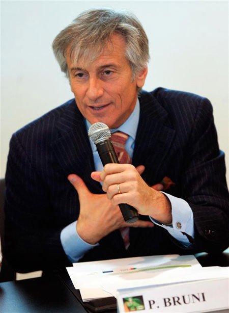 Paolo Bruni, Presidente Cogeca, a Bruxelles in difesa dell'ortofrutta italiana di qualità