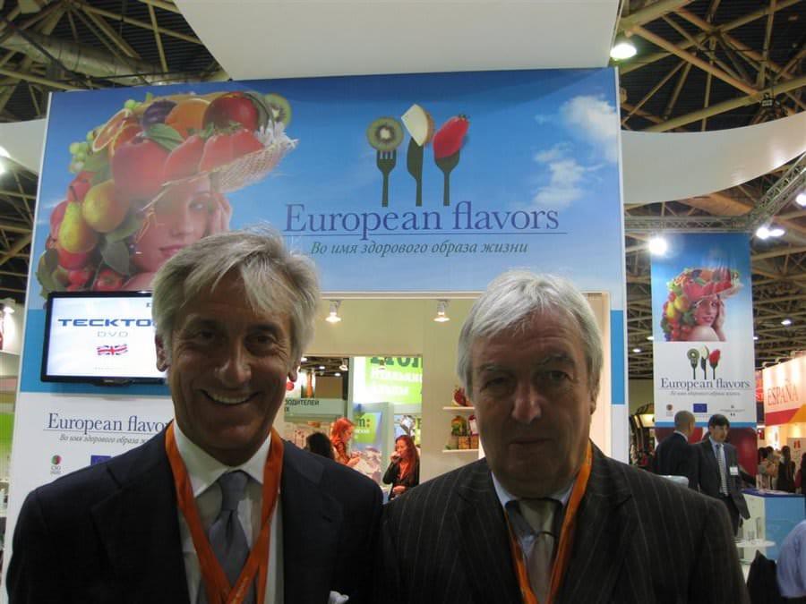 World Food Moscow: CSO incontra gli ortofrutticoli russi