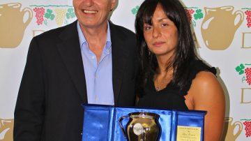 "Douja d'Or, la medaglia d'oro del nuoto Alice Franco: ""Giovani bevete bene, usando la testa"""