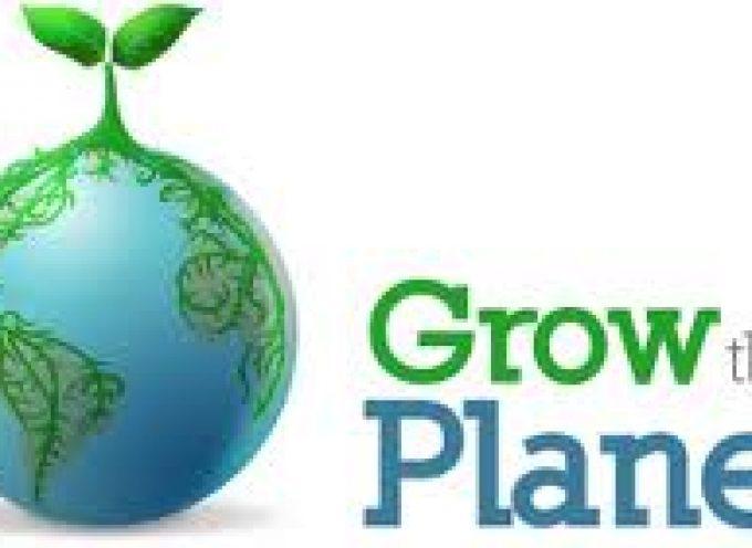 Grow the planet: il Web per diventare contadini