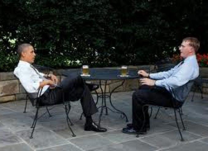 Honey Ale: una birra bionda alla Casa Bianca