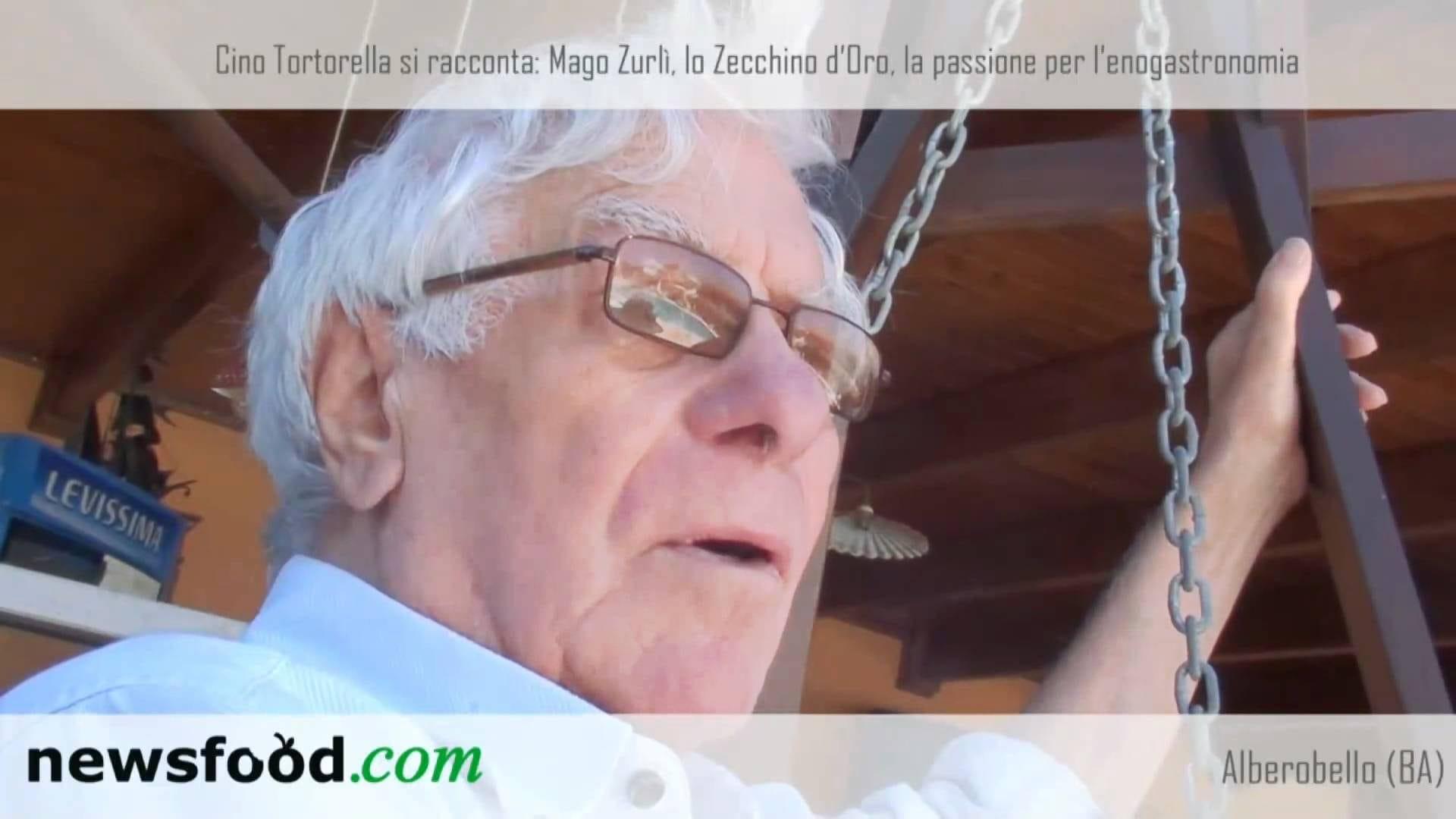 Cino Tortorella si racconta: Mago Zurlì, lo Zecchino d'Oro, la passione per l'enogastronomia