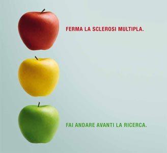 Una mela per la vita: l'AISM in piazza per la ricerca