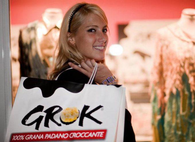 Grok, lo snack gustoso fatto con il Grana Padano