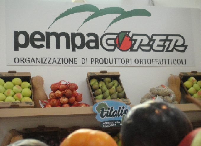 L'O.P. PEMPACORER a MACFRUT 2011