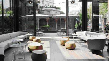 Milano: E' nato E.C.HO, l'albergo ecologico di Starhotels in armonia con la natura