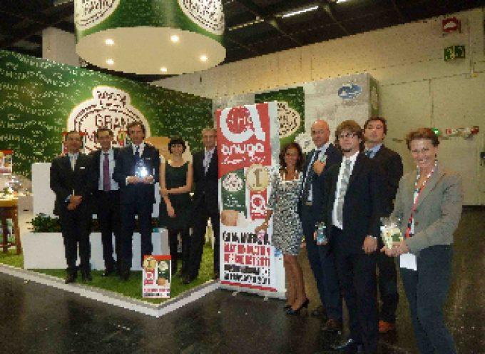 """Il formaggio Gran Moravia vince il premio """"Italian Anuga Award 2011: le eccellenze del made in Italy"""""""