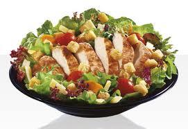 Fast food, insalate poco sane: troppo sale