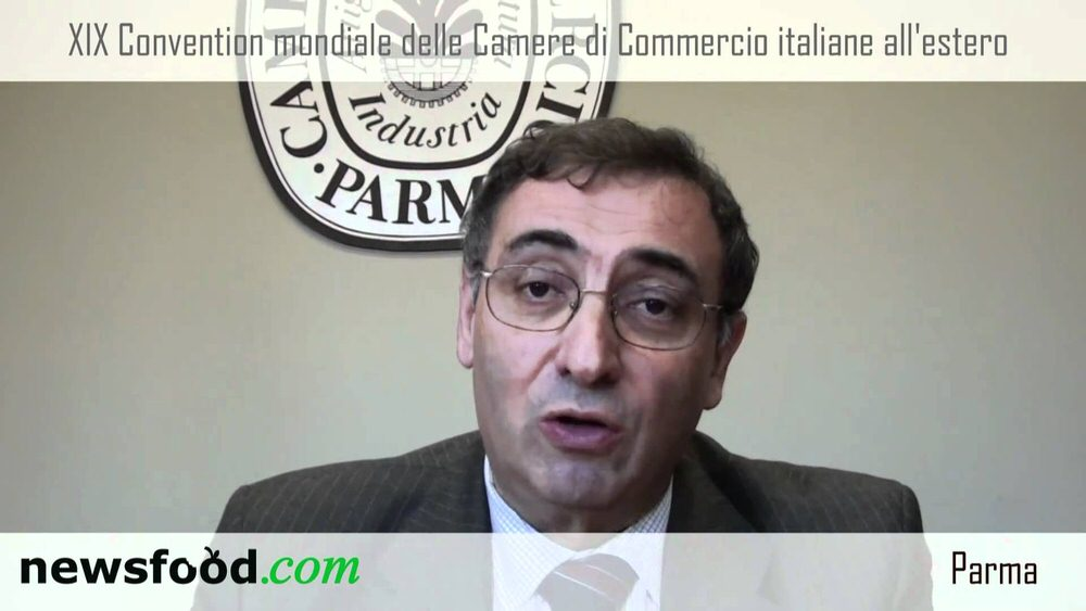 CIBUS TEC 2011: Tech Fruits et Légumes, Andrea Zanlari, Camera di Commercio di Parma (Video)