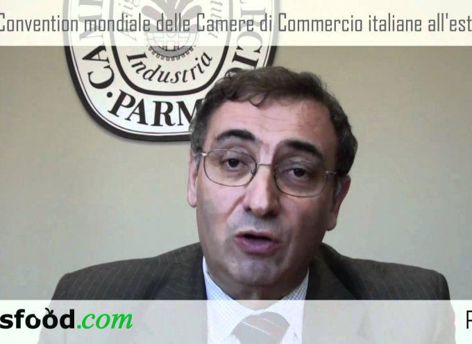 CIBUS TEC 2011: Tech Fruits et Légumes, Andrea Zanlari, Camera di Commercio di Parma (Video)