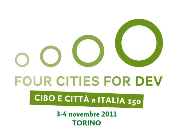 """Torino: Presentazione del progetto """"Four Cities for Development – Quattro Città per lo Sviluppo"""""""