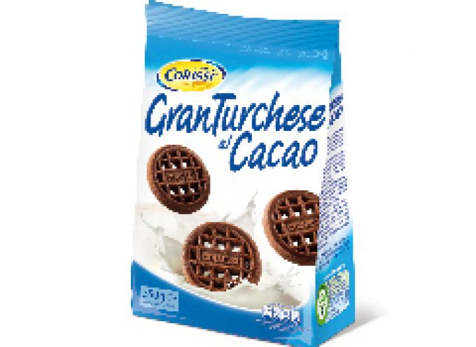 Nuovo Gran Turchese al Cacao: per rendere più dolce ogni momento della giornata!