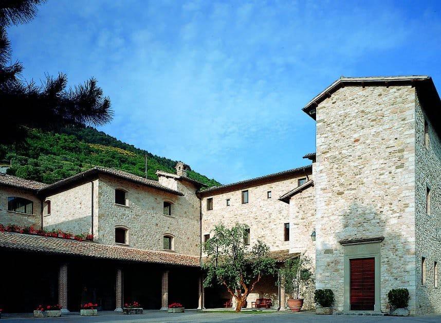 Park Hotel ai Cappuccini, antico monastero seicentesco dove immergersi in un'atmosfera mistica senza tempo