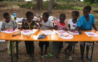 """Amici della Guinea-Bissau e Abala lite presentano il progetto """"Attraversiamo la strada nel villaggio di Fanhe"""""""