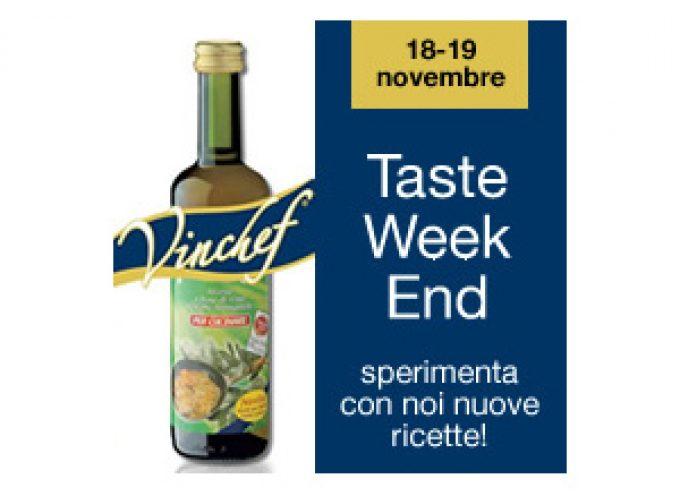 Vinchef incontra i food blogger al Vinchef Taste Week End