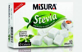 """Merisant: """"Misura Stevia è il primo dolcificante 100% di origine naturale a 0 calorie"""""""