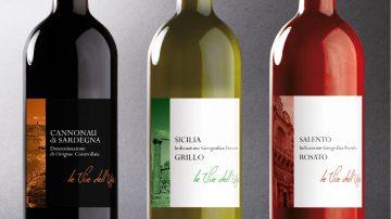 """""""Le Vie dell'Uva"""": La nuova linea di vini del Gruppo Selex"""