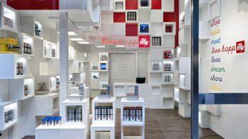 Milano: Nasce illyshop, il primo temporary store che racchiude tutto il mondo illy
