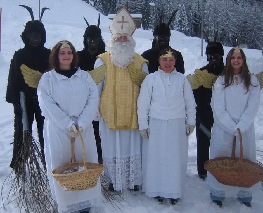 Val d'Ultimo, Alto Adige: Molte le iniziative nel mese di dicembre
