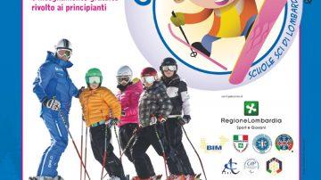 Portare i bambini a sciare è un divertimento che fa bene alla salute
