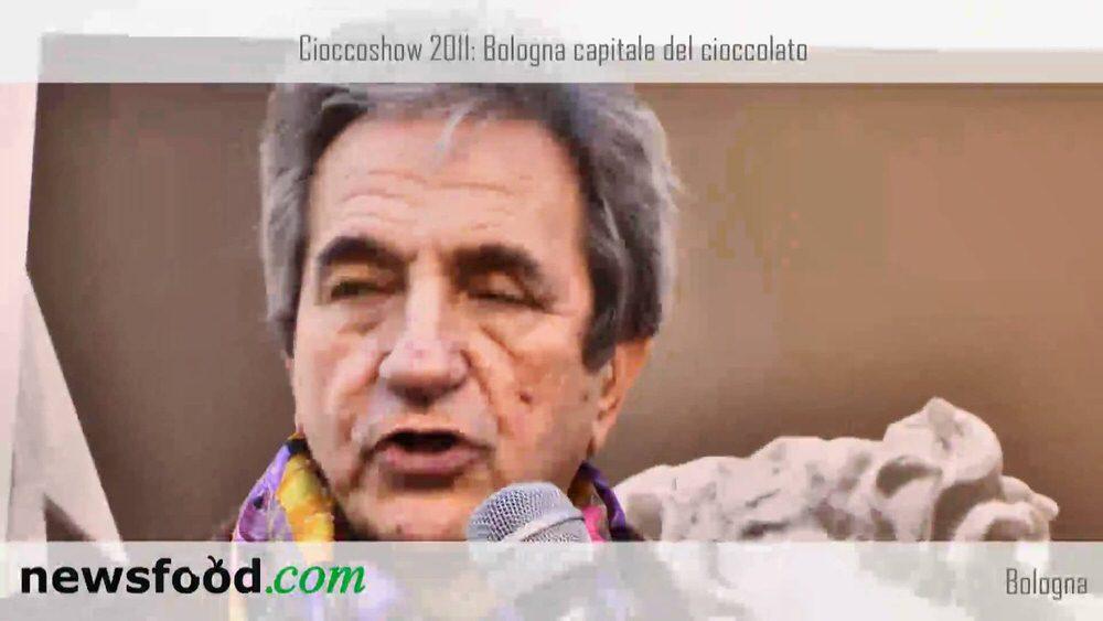 Cioccoshow 2011: Bruno Filetti, Presidente Camera di Commercio di Bologna