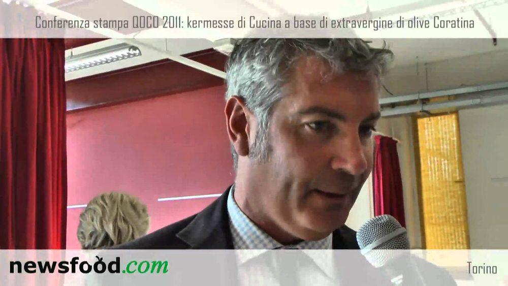 Eataly Torino presenta QOCO 2011, kermesse sull'olio extravergine d'oliva Coratina di Andria. Fabrizio Vignolini, ONAOO