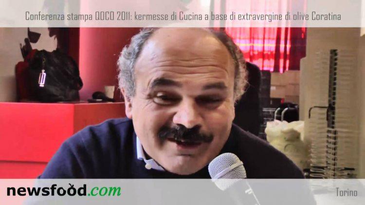 Eataly Torino presenta QOCO 2011, kermesse sull'olio extravergine d'oliva Coratina di Andria. Intervista a Oscar Farinetti
