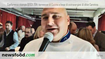 Eataly Torino presenta QOCO 2011, kermesse sull'olio extravergine d'oliva Coratina di Andria. Pietro Zito, Antichi Sapori (Video)