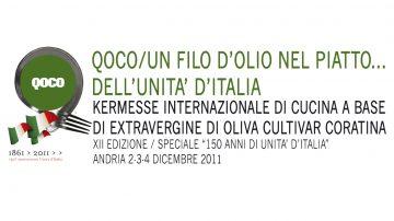 QOCO 2011: L'olio extravergine monocultivar protagonista nei piatti degli chef di Eataly