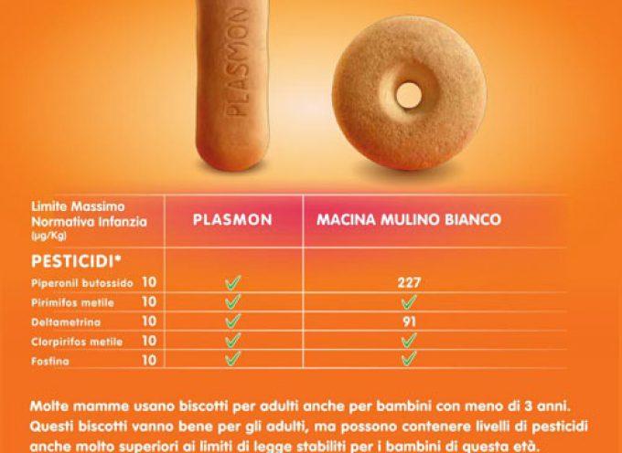 Plasmon contro Barilla: è la guerra della pubblicità comparativa