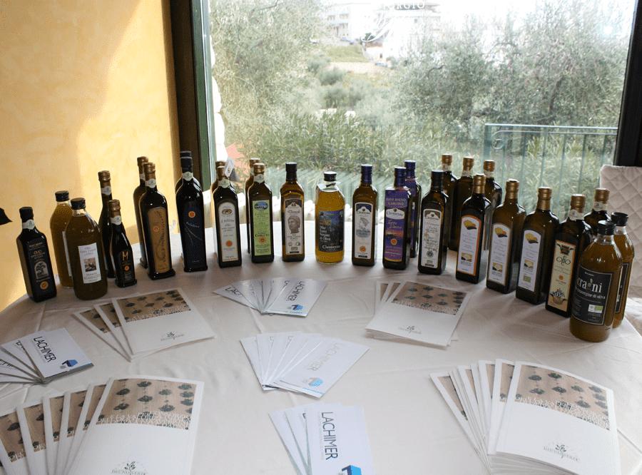 Olio extra vergine di oliva: Convenzione fra il La.chi.mer e l'Amministrazione comunale di Mattinata