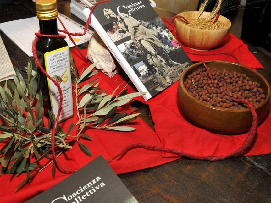 Agriturismo nel cuore delle Murge: Masseria la Ferrata nell'agro di Ruvo di Puglia