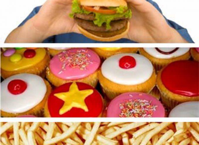 Alzheimer, junk food sotto accusa