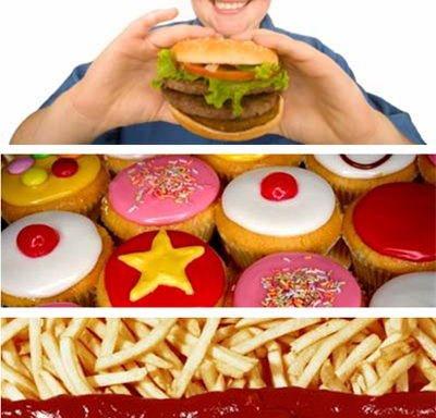 Junk food: basta l'immagine ed aumenta il desiderio