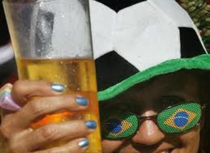 2014, Mondiali senza birra? E' scontro tra Brasile e Fifa