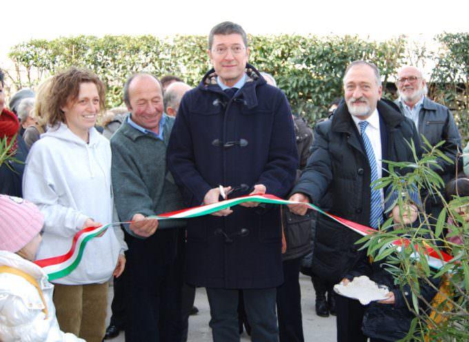 Pievebovigliana (Mc): E' nato il primo agrinido regionale