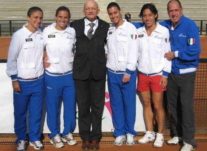Continua la collaborazione tra il Parmigiano-Reggiano e le azzurre del tennis