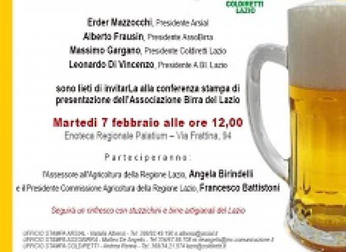 Nasce l'Associazione Birra del Lazio