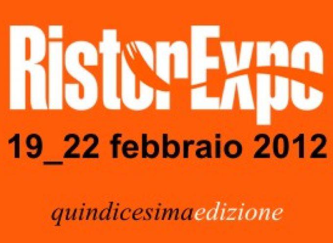 RistorExpo 2012 torna a Lariofiere di Erba (Co)
