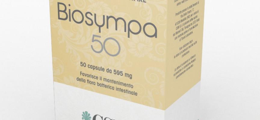 Biosympa: Probiotico unico e innovativo