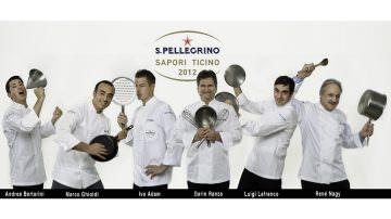 I grandi chef della Svizzera italiana aprono le porte dei loro locali ai giovani chef europei