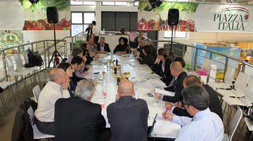 Fruit Logistica 2012, Piazza Italia: Si è tenuto l'incontro IKO per fare il punto sul kiwi nel mondo
