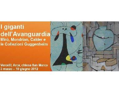 Da marzo a Vercelli in esposizione opere dell'Avanguardia