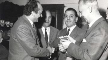 Morto Gianfranco Botti, primo presidente Ais, biologo di fama, già ad di Bayer, e consulente di aziende multinazionali
