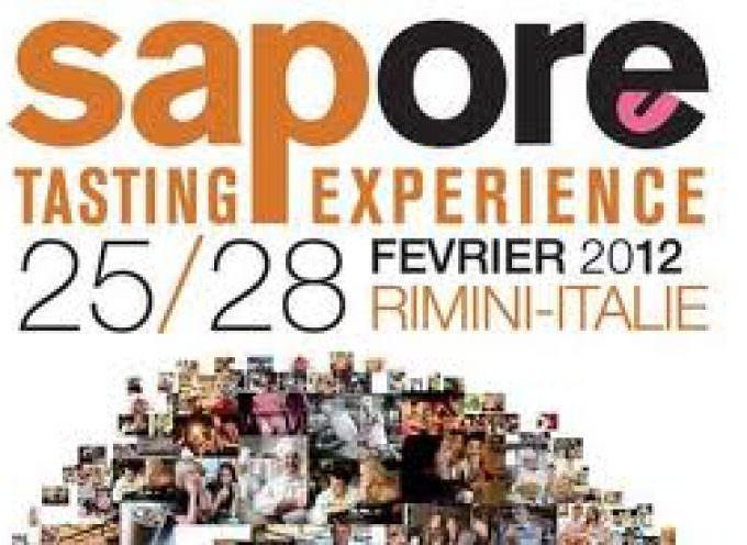 Dal vino al freddo: le sei sezioni di Sapore a Rimini