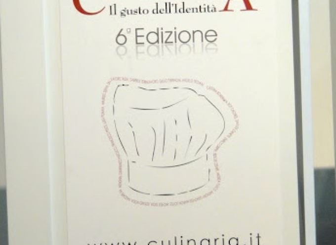 """Culinaria"": la cucina italiana arriva a Roma"