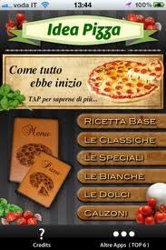 Idea Pizza, la pizza arriva su iPhone