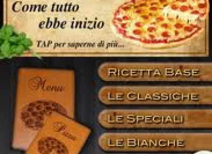 Idea Pizza, la pizza arriva su iPhone