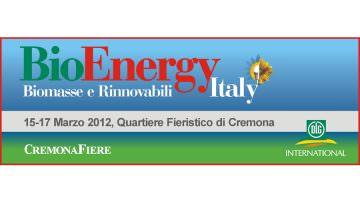 Dal 15 al 17 marzo a Cremona il BioEnergy Italy